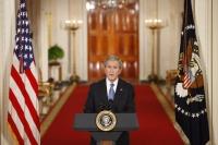 Прощальное обращение Джорджа Буша к американской нации