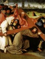 Иеронимус Босх. Несение креста. 1505. Прадо, Мадрид
