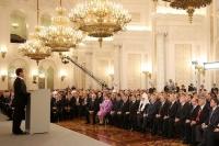 Послание Президента России Дмитрия Медведева Федеральному Собранию Российской Федерации: 2009 год
