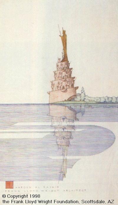 Фрэнк Ллойд Райт. Проблема архитектурного цитирования