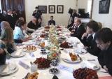 Встреча В.В.Путина с участниками и организаторами благотворительного литературно-музыкального вечера «Маленький принц»