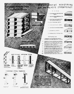 Технологизм проникает во все поры. Типичная страница журнала образца конца 1950 - начала 1960-х гг.