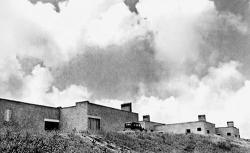 Й.Утцон. Застройка Кингохузен в Эльсиноре, Дания. 1958-1960 гг.