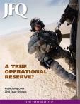"""В журнальном клубе Интелрос очередной номер журнала """"Joint Force Quarterly"""""""