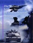Национальная военная стратегия Соединенных Штатов Америки