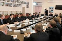 Встреча президента Дмитрия Медведева с руководителями промышленных предприятий