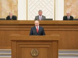 Послание Президента Белоруссии Александра Лукашенко белорусскому народу и Национальному собранию