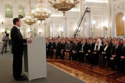 Послание Президента России Дмитрия Медведева Федеральному Собранию Российской Федерации: 2011 год
