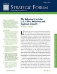 Strategic Forum №281, August 2013