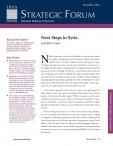 Strategic Forum №283 December 2013