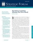 Strategic Forum №284 January 2014