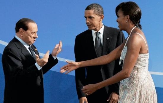 Подъем и переворот Берлускони