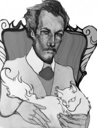 Белый Котик символизма