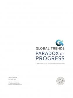 Доклад Национального Совета по разведке США «Глобальные тенденции. Парадокс прогресса»